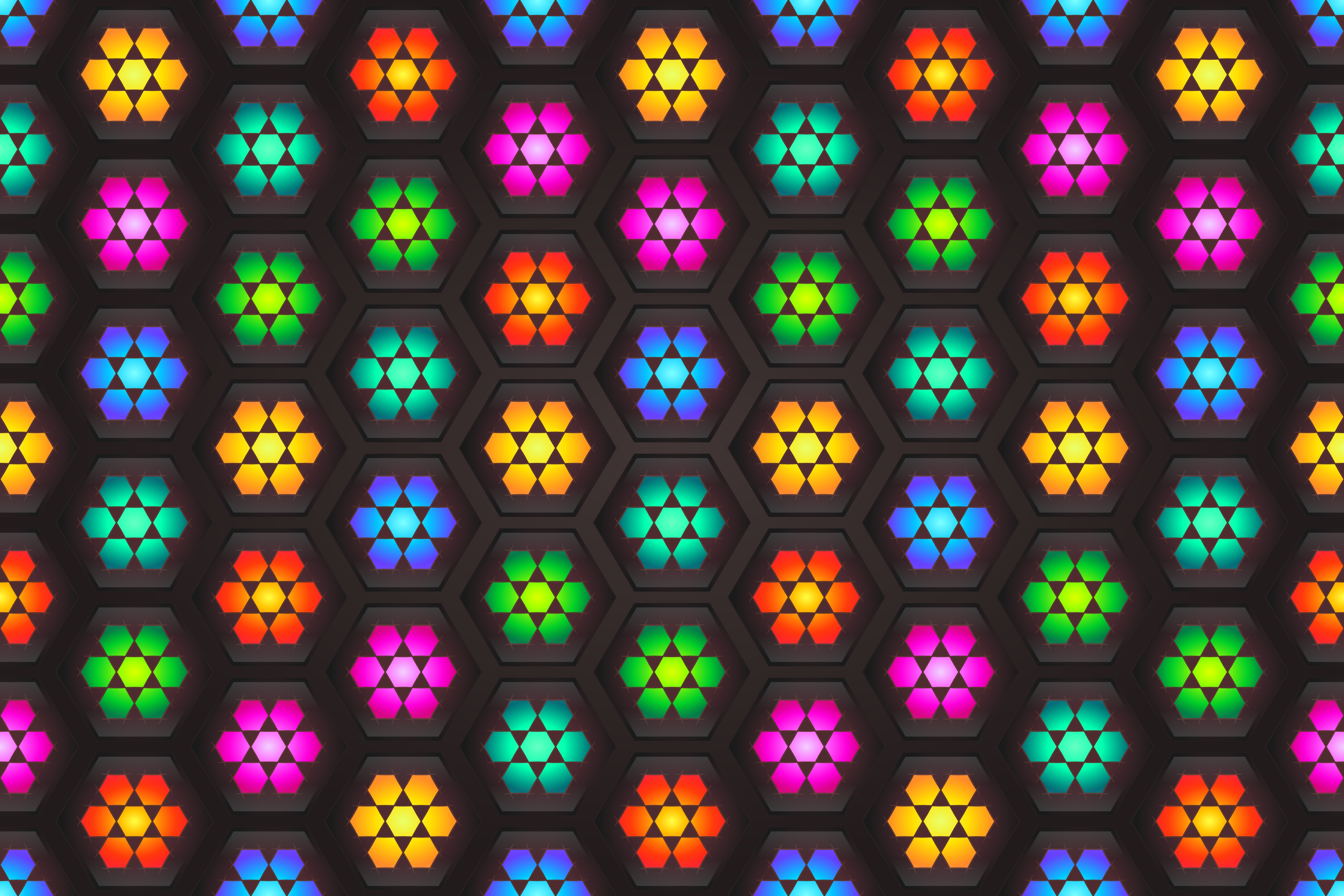 74837 download wallpaper Textures, Texture, Kaleidoscope, Mosaic, Multicolored, Motley, Patterns screensavers and pictures for free