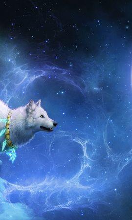 27917 baixar papel de parede Animais, Lobos, Fantasia - protetores de tela e imagens gratuitamente