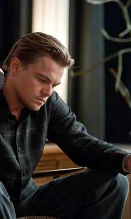 45472 download wallpaper Cinema, People, Men, Leonardo Dicaprio screensavers and pictures for free