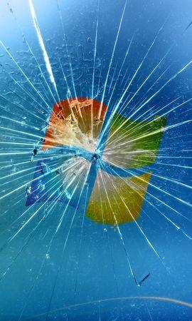 21632 télécharger le fond d'écran Humour, Marques, Logos, Fenêtres - économiseurs d'écran et images gratuitement
