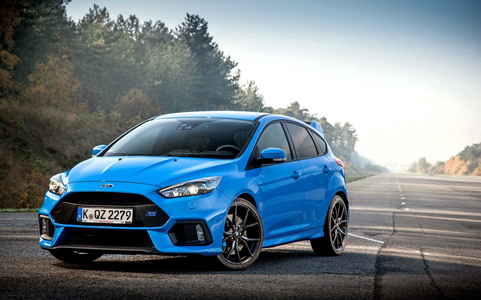 108601 download wallpaper Cars, Ford, Focus, Rs, Side View screensavers and pictures for free