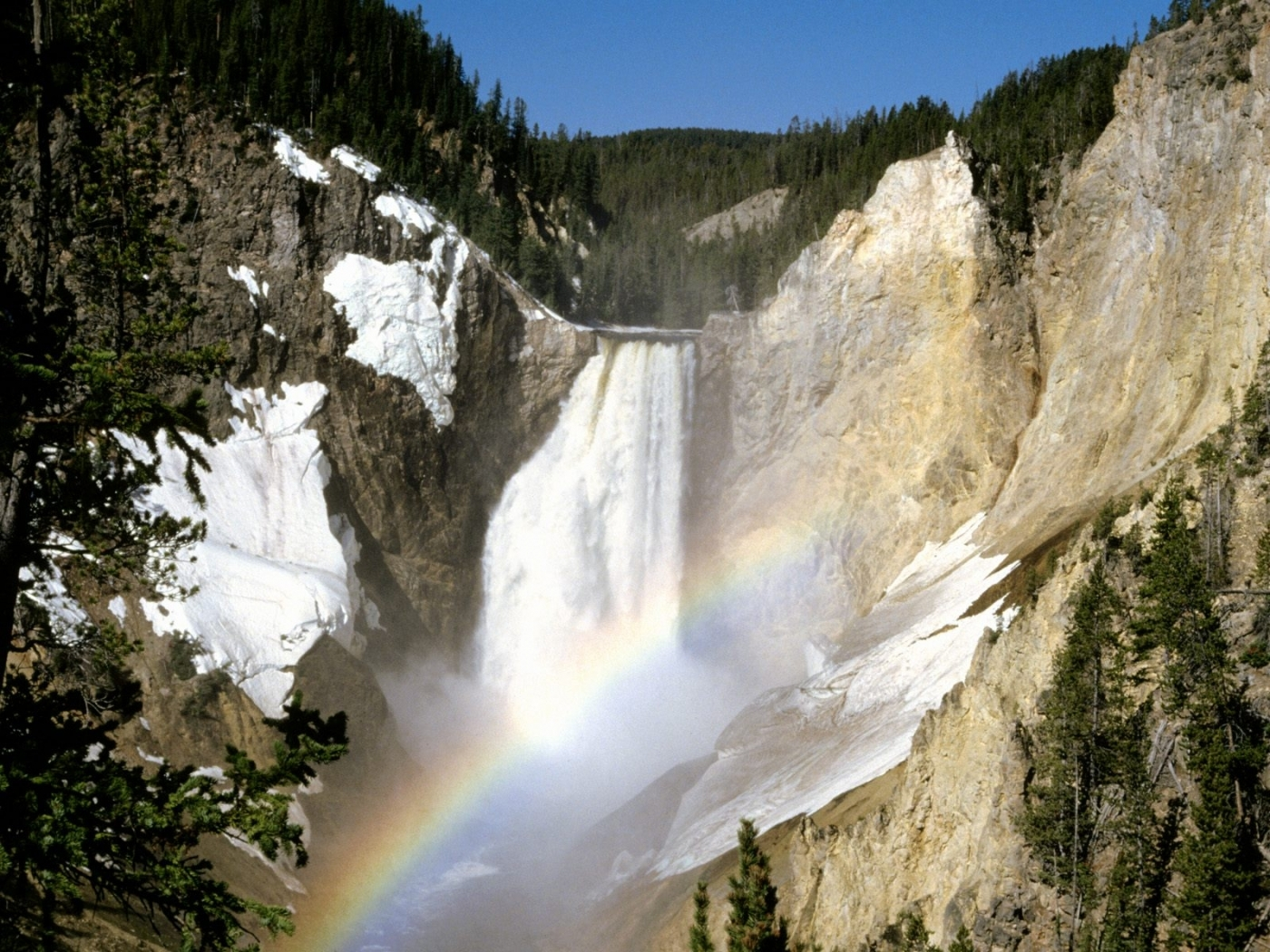46438 скачать обои Пейзаж, Природа, Горы, Водопады - заставки и картинки бесплатно