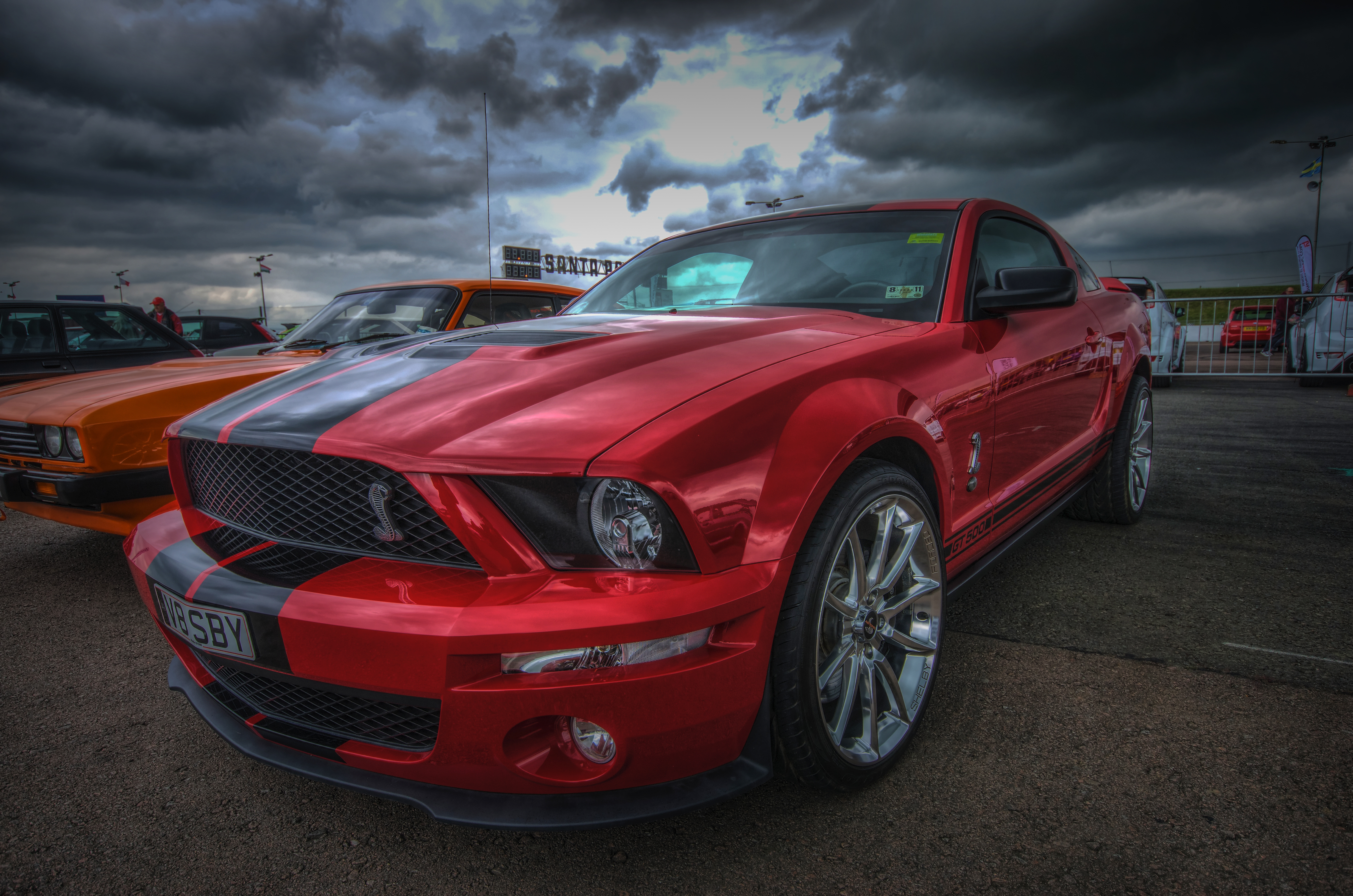 77238 Screensavers and Wallpapers Hdr for phone. Download Sports, Cars, Sports Car, Hdr, Ford Mustang, Ford Mustang Shelby Gt500 pictures for free
