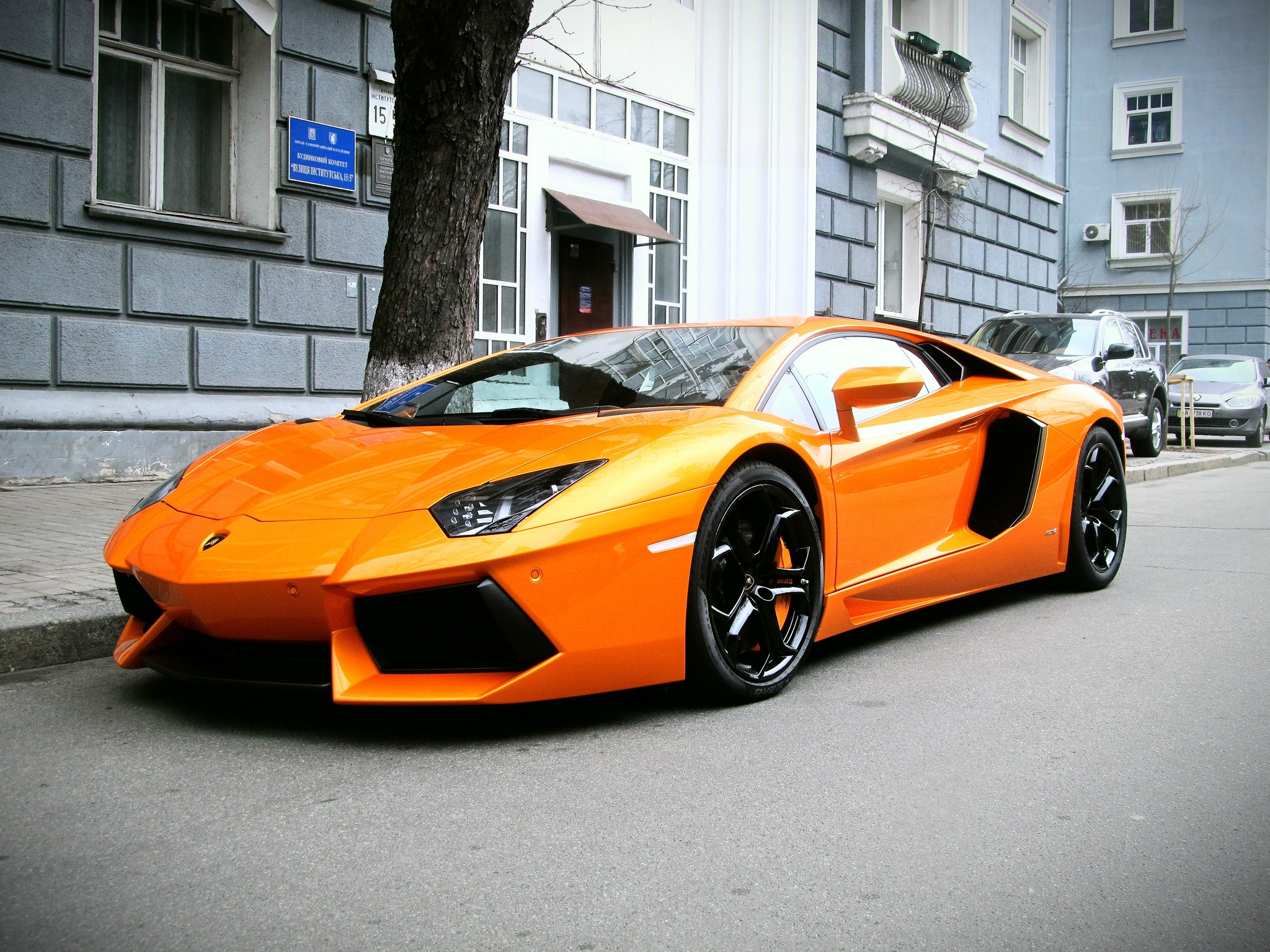 119887 download wallpaper Lamborghini, Cars, Aventador, Lp700-4 screensavers and pictures for free