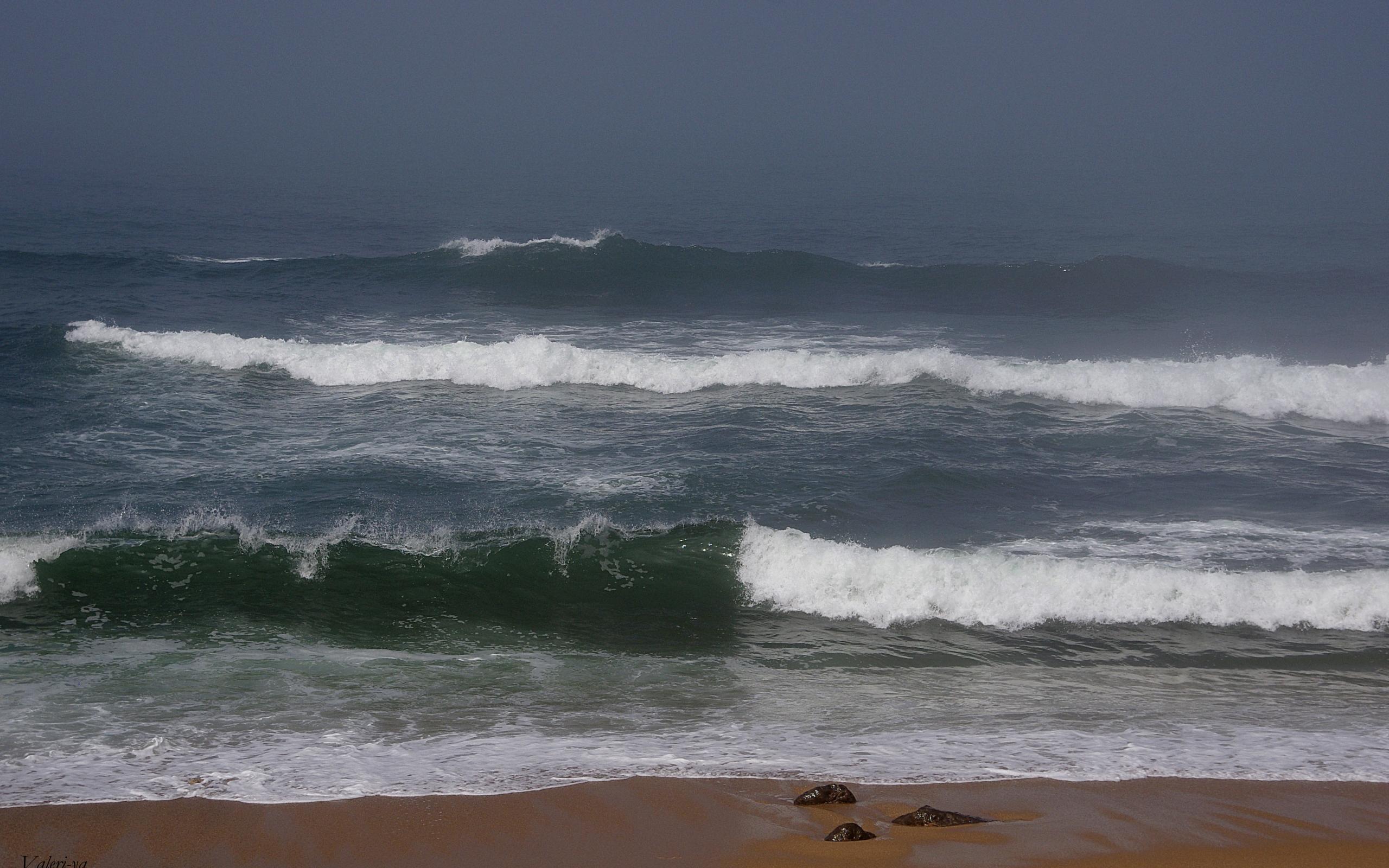 27671 скачать обои Пейзаж, Море, Волны, Пляж - заставки и картинки бесплатно