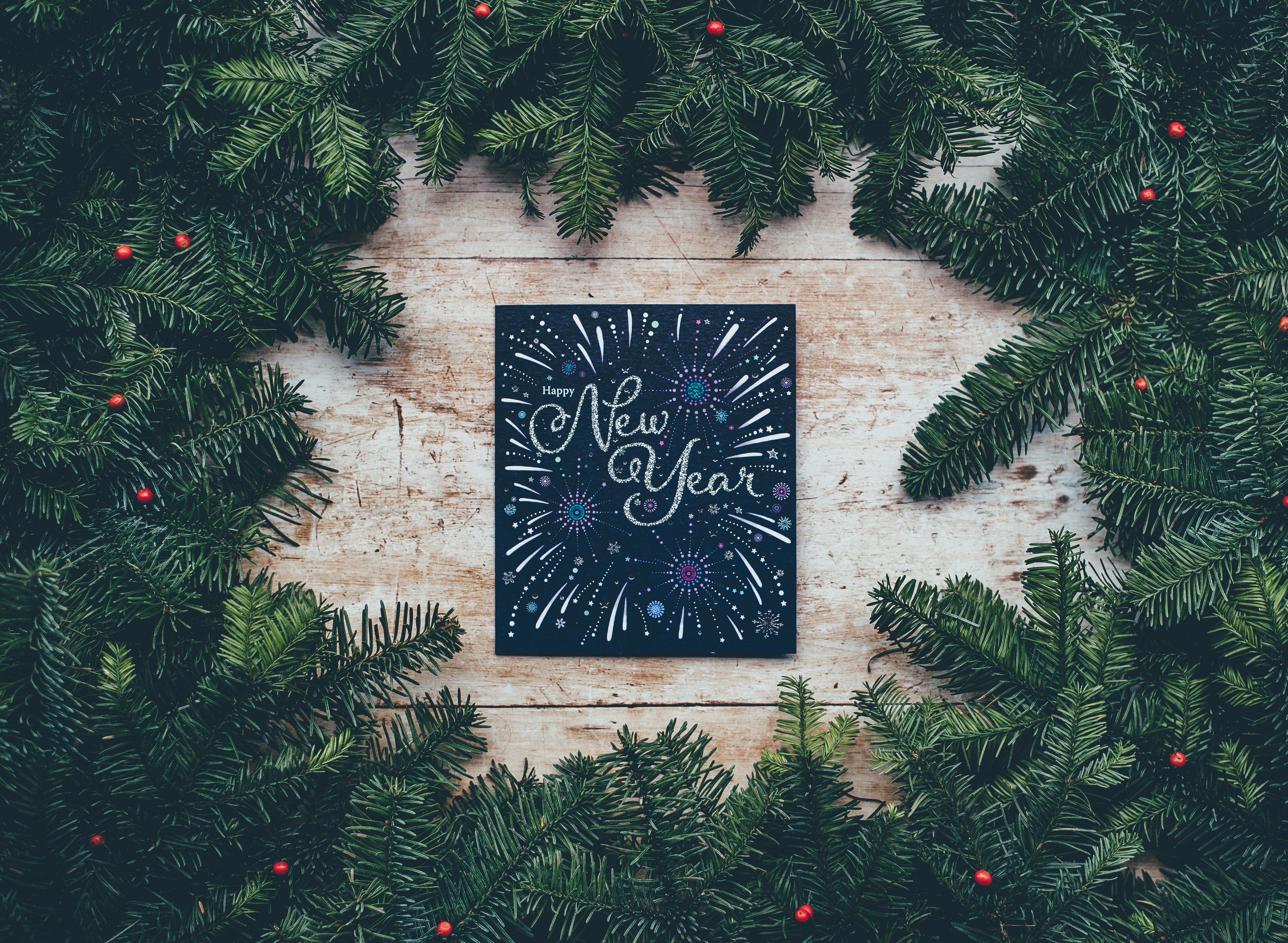 78646 Screensavers and Wallpapers Spruce for phone. Download Holidays, New Year, Branches, Spruce, Fir, Postcard pictures for free