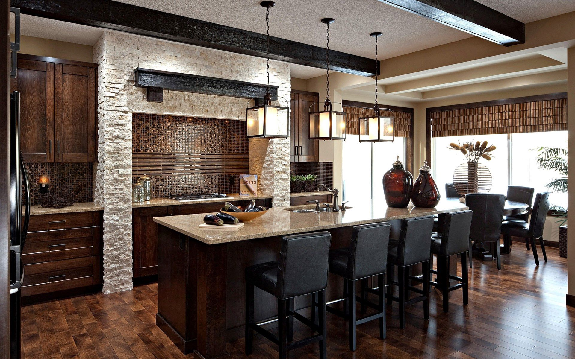 99096 download wallpaper Interior, Miscellanea, Miscellaneous, Design, Dining Room, Kitchen screensavers and pictures for free
