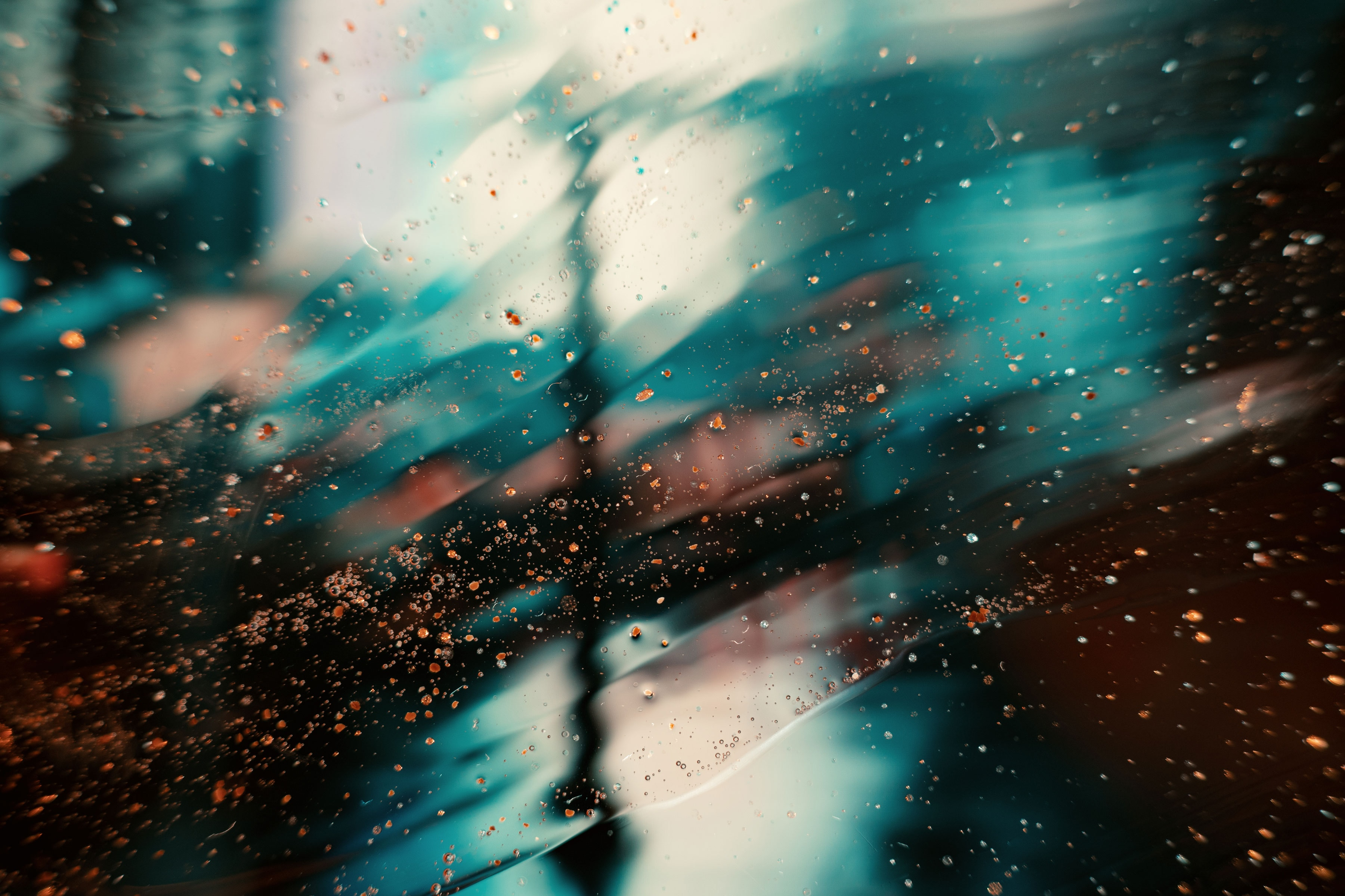 141225 download wallpaper Abstract, Stains, Spots, Divorces, Distortion, Surface, Transparent screensavers and pictures for free