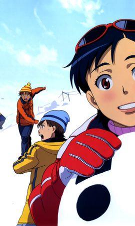 32880 télécharger le fond d'écran Anime, Hommes - économiseurs d'écran et images gratuitement