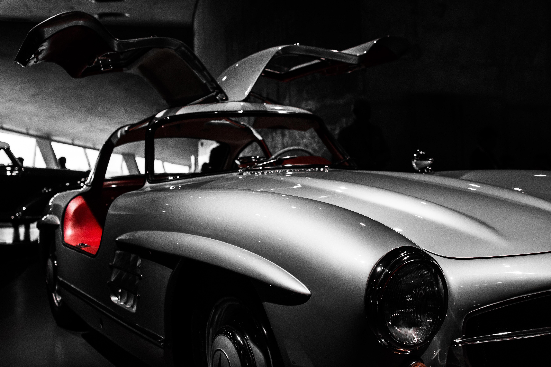 102607 Hintergrundbild herunterladen Oldtimer, Auto, Mercedes, Cars, Wagen, Jahrgang, Vintage, Fahrzeug - Bildschirmschoner und Bilder kostenlos