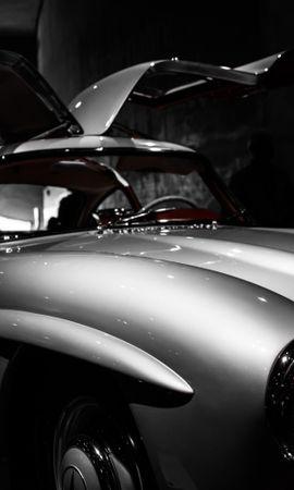 102607 télécharger le fond d'écran Voitures, Mercedes, Vintage, Millésime, Voiture, Ancien, Véhicule - économiseurs d'écran et images gratuitement