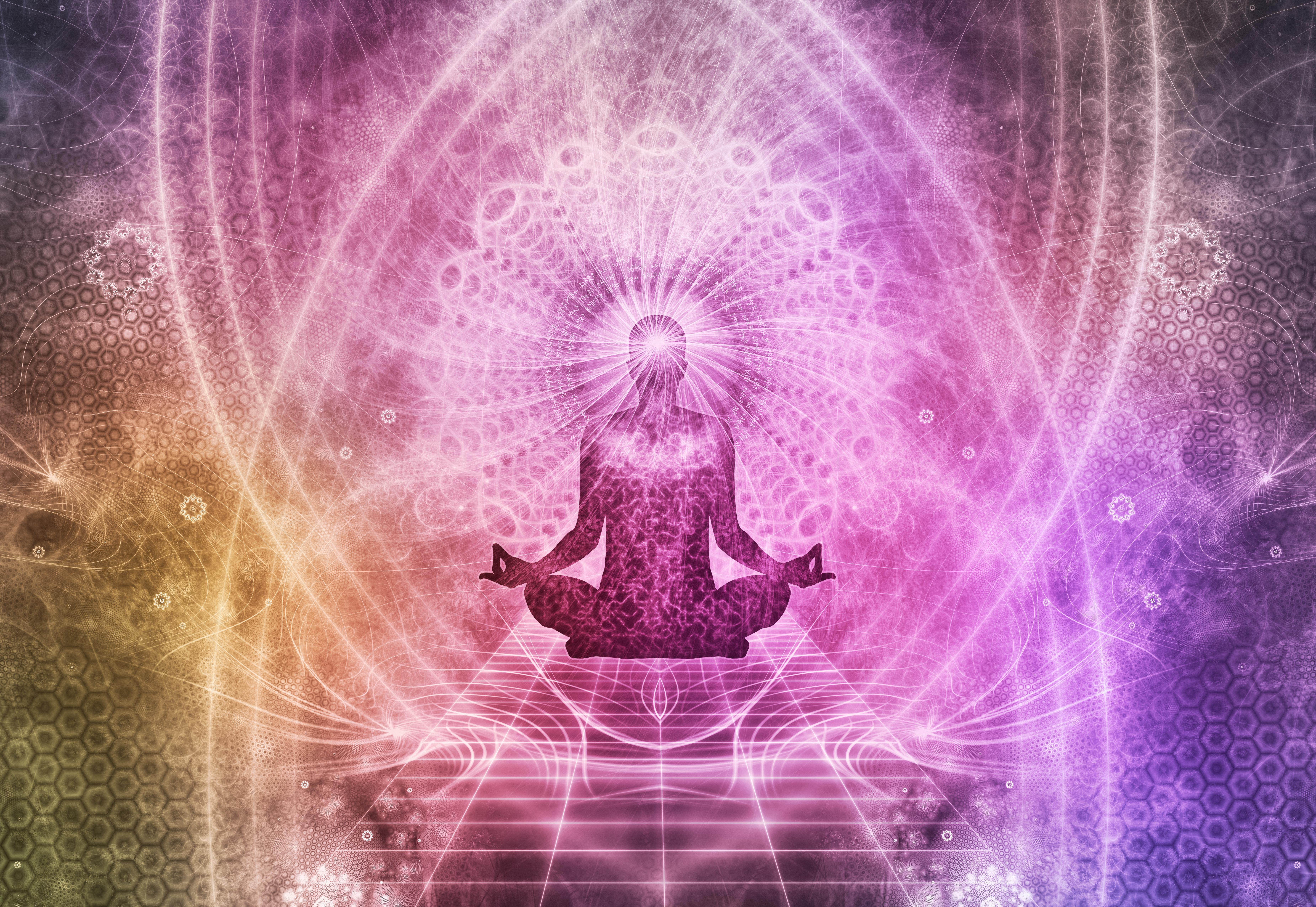 75014 Hintergrundbild herunterladen Buddhismus, Mandala, Kunst, Lotus, Energie, Meditation, Yoga, Chakra, Aura - Bildschirmschoner und Bilder kostenlos