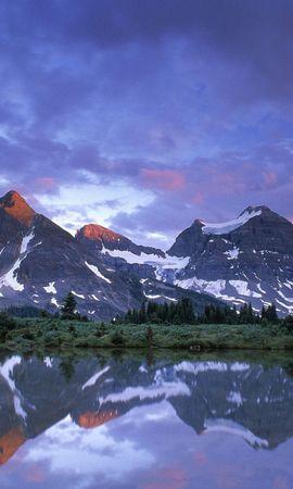 44247 télécharger le fond d'écran Paysage, Nature, Montagnes - économiseurs d'écran et images gratuitement