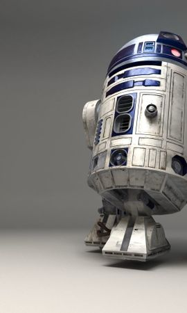 25148 download wallpaper Cinema, Robots, Star Wars screensavers and pictures for free