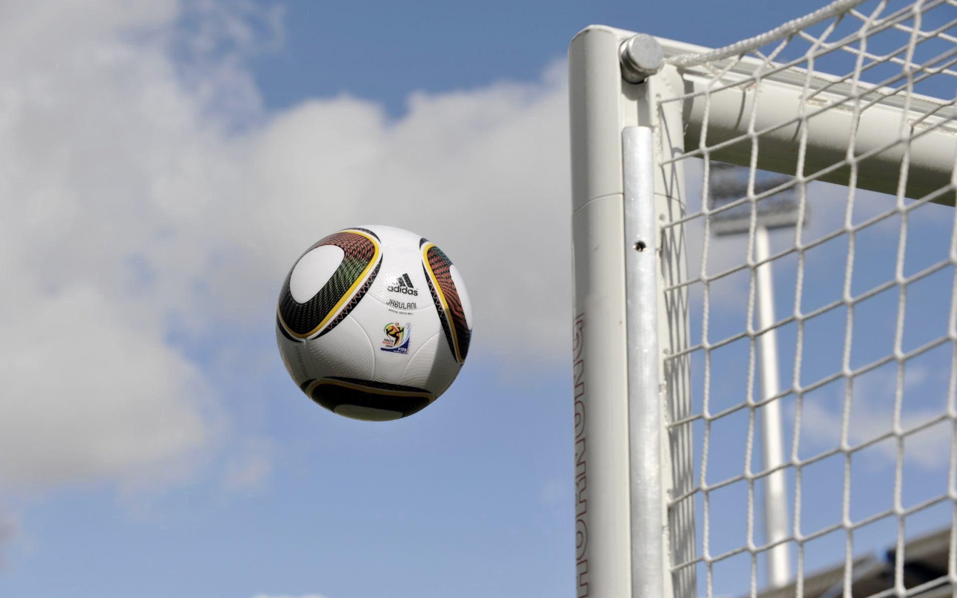 80283 скачать обои Спорт, Гол, Мяч, Ворота, Штанга, Футбол - заставки и картинки бесплатно