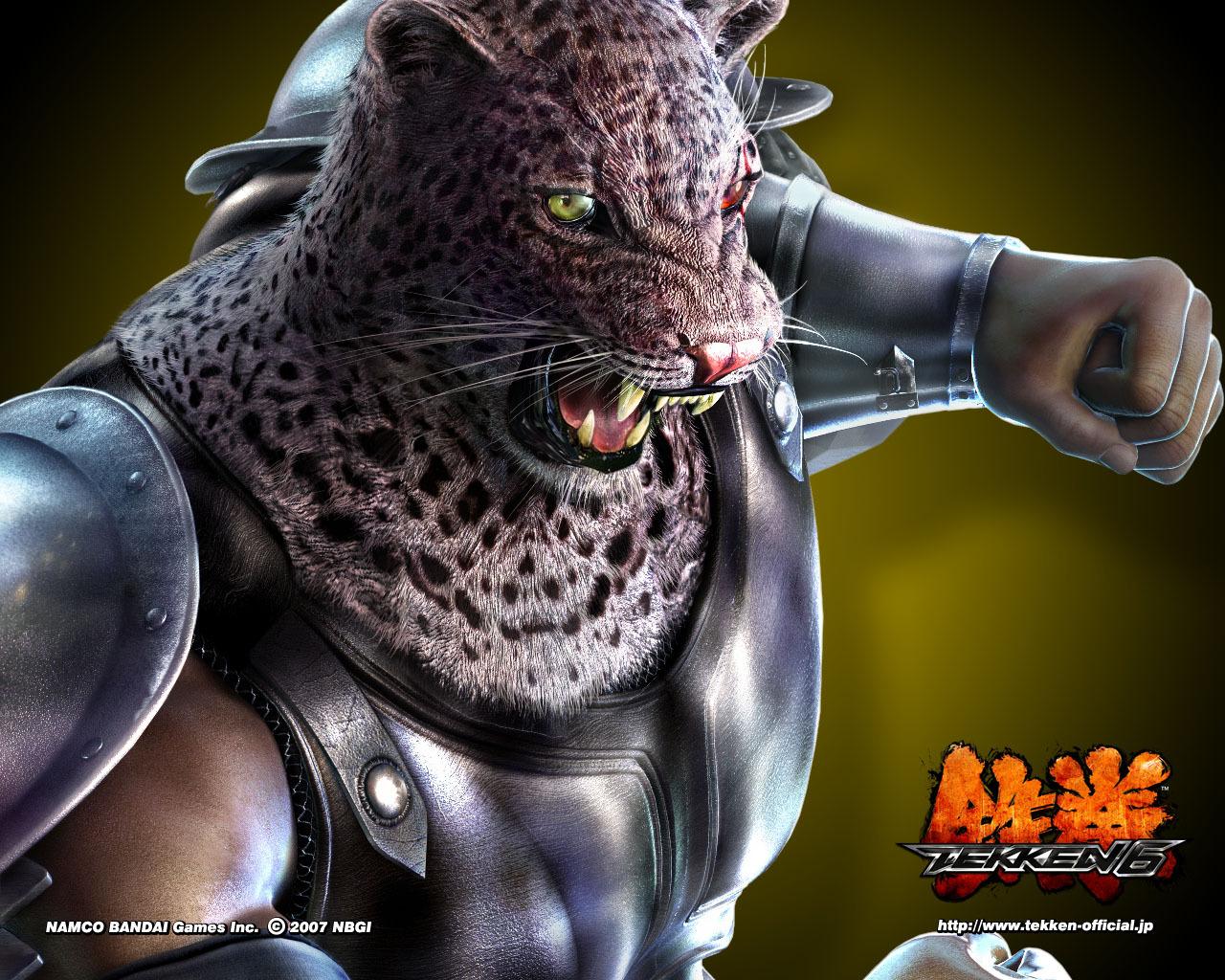 2128 скачать обои Игры, Tekken - заставки и картинки бесплатно