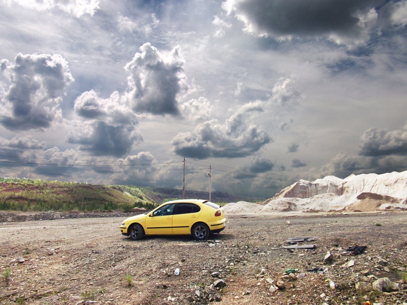 Download mobile wallpaper Transport, Landscape, Auto for free.