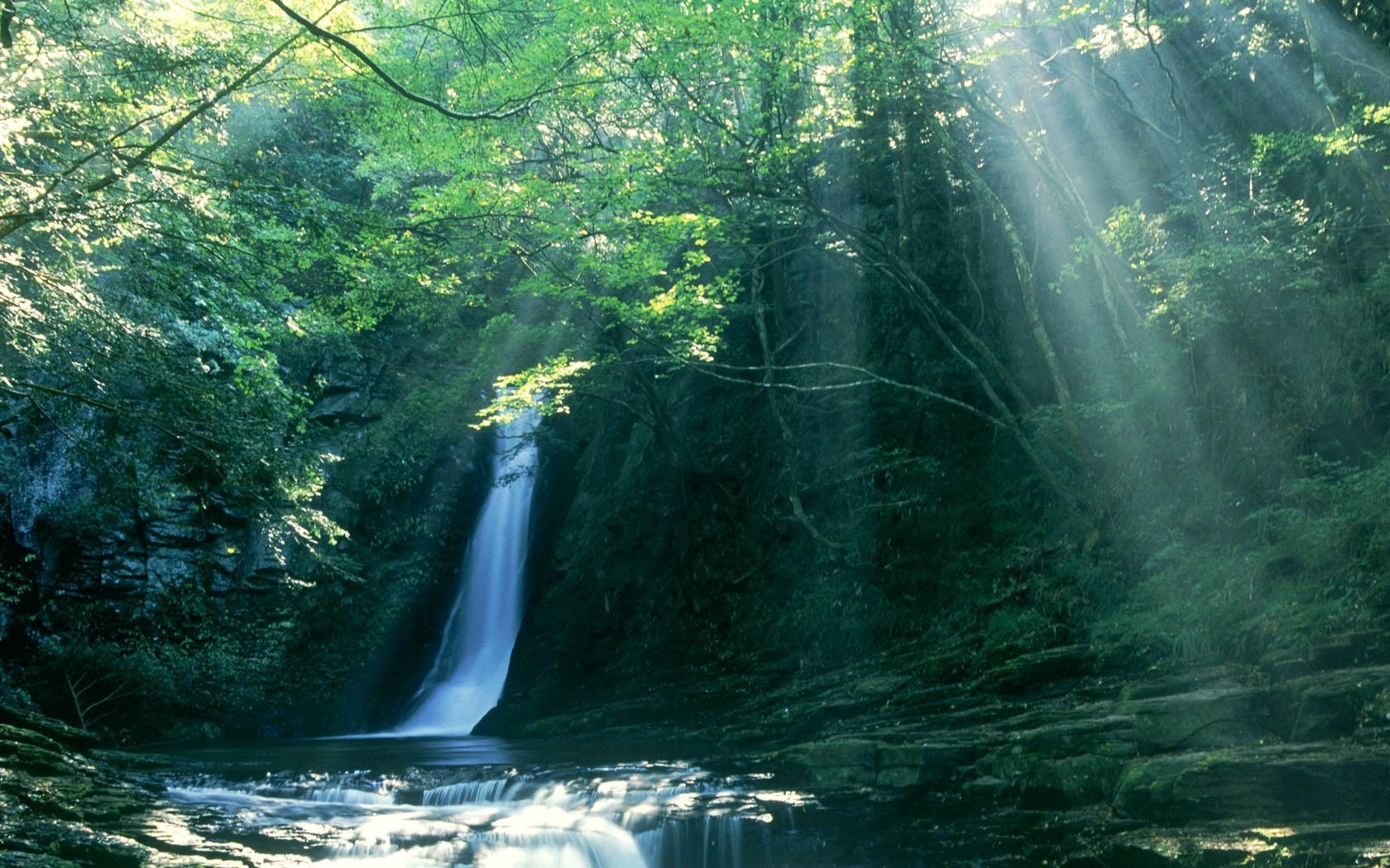37694 скачать обои Пейзаж, Водопады - заставки и картинки бесплатно