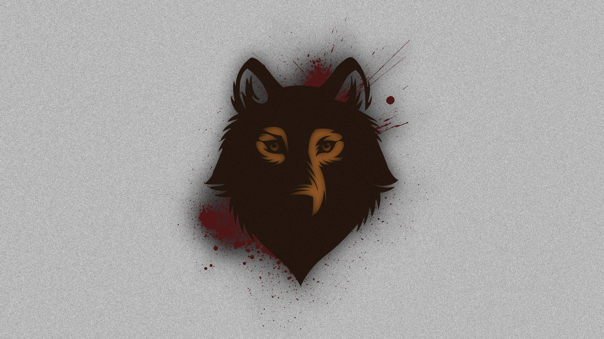 113489 Screensavers and Wallpapers Muzzle for phone. Download Abstract, Background, Muzzle, Stains, Spots, Wolf pictures for free