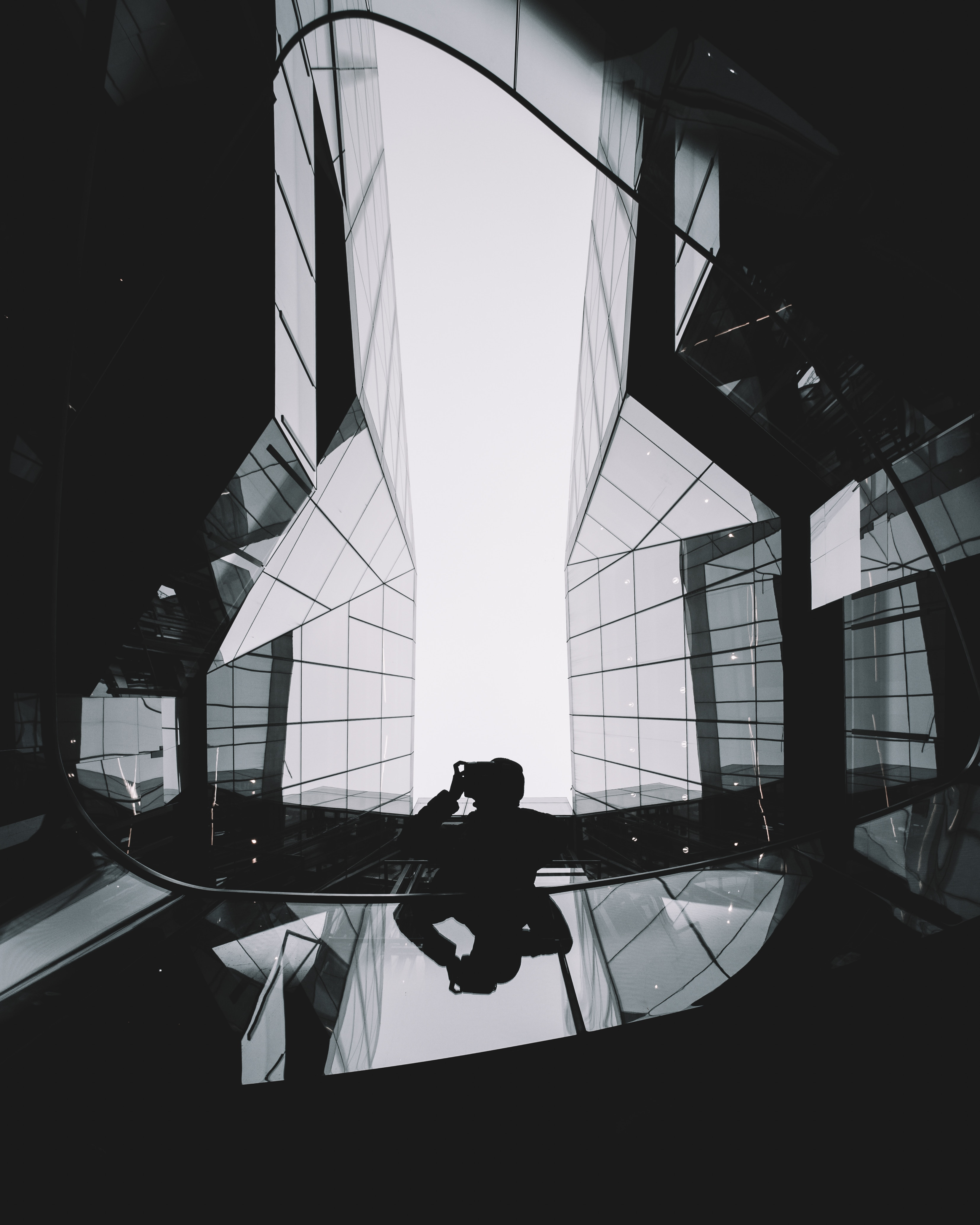 138976 Screensavers and Wallpapers Photographer for phone. Download Architecture, Bw, Chb, Photographer pictures for free
