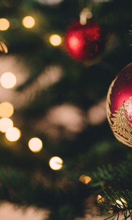 140713壁紙のダウンロード祝日, クリスマスツリーのおもちゃ, 玉, 球, 装飾, デコレーション, 新年, クリスマス-スクリーンセーバーと写真を無料で