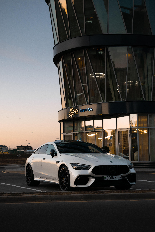 86025 Hintergrundbild herunterladen Mercedes, Sport, Auto, Cars, Maschine, Sportwagen - Bildschirmschoner und Bilder kostenlos