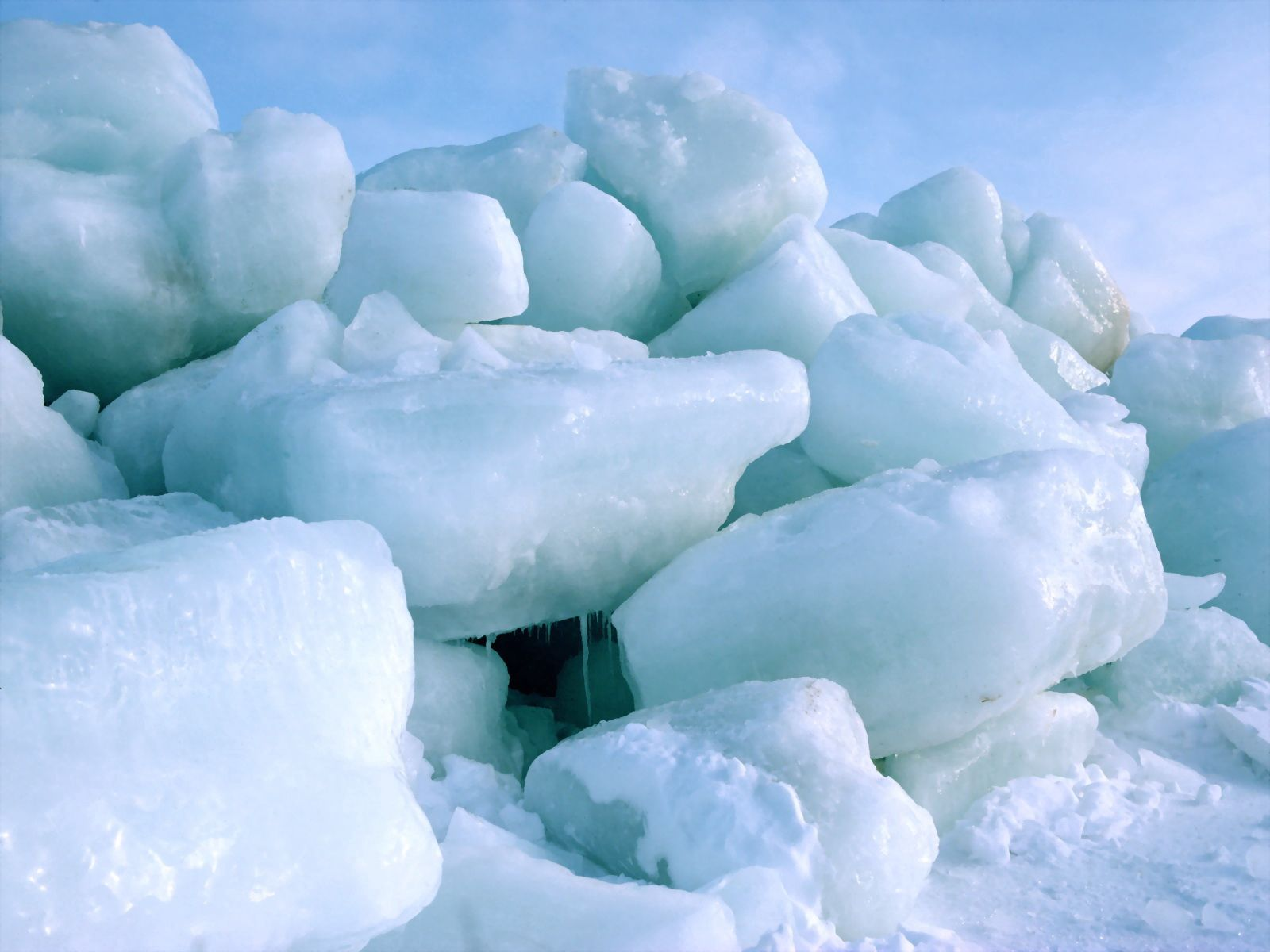 73818 скачать обои Природа, Лед, Глыбы, Северный Полюс, Холод - заставки и картинки бесплатно