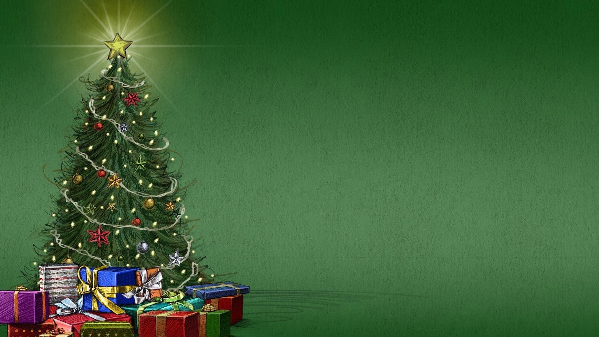 43832 скачать обои Праздники, Фон, Новый Год (New Year) - заставки и картинки бесплатно