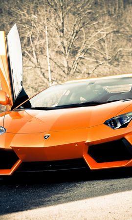 25580 télécharger le fond d'écran Transports, Voitures, Lamborghini - économiseurs d'écran et images gratuitement
