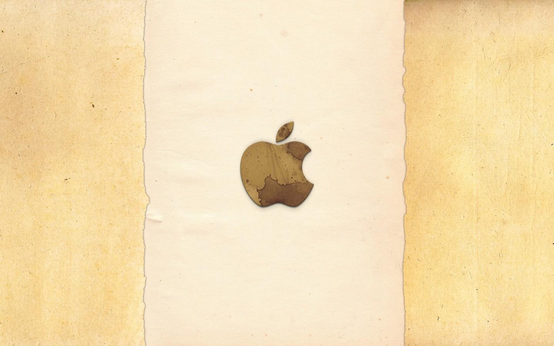 16238 Hintergrundbild herunterladen Apple-, Marken, Hintergrund, Logos - Bildschirmschoner und Bilder kostenlos