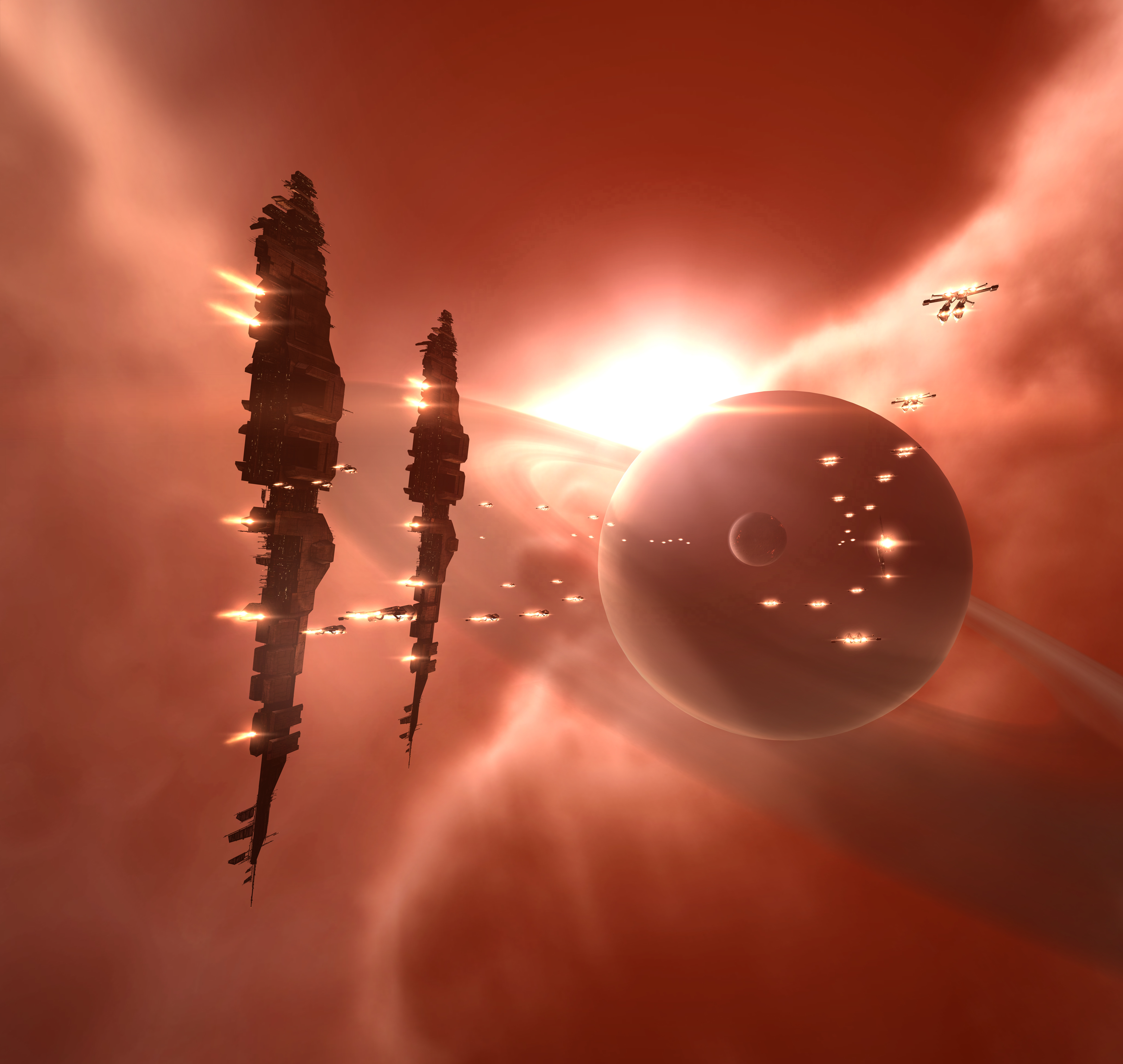 20689 скачать обои Игры, Планеты, Космос - заставки и картинки бесплатно