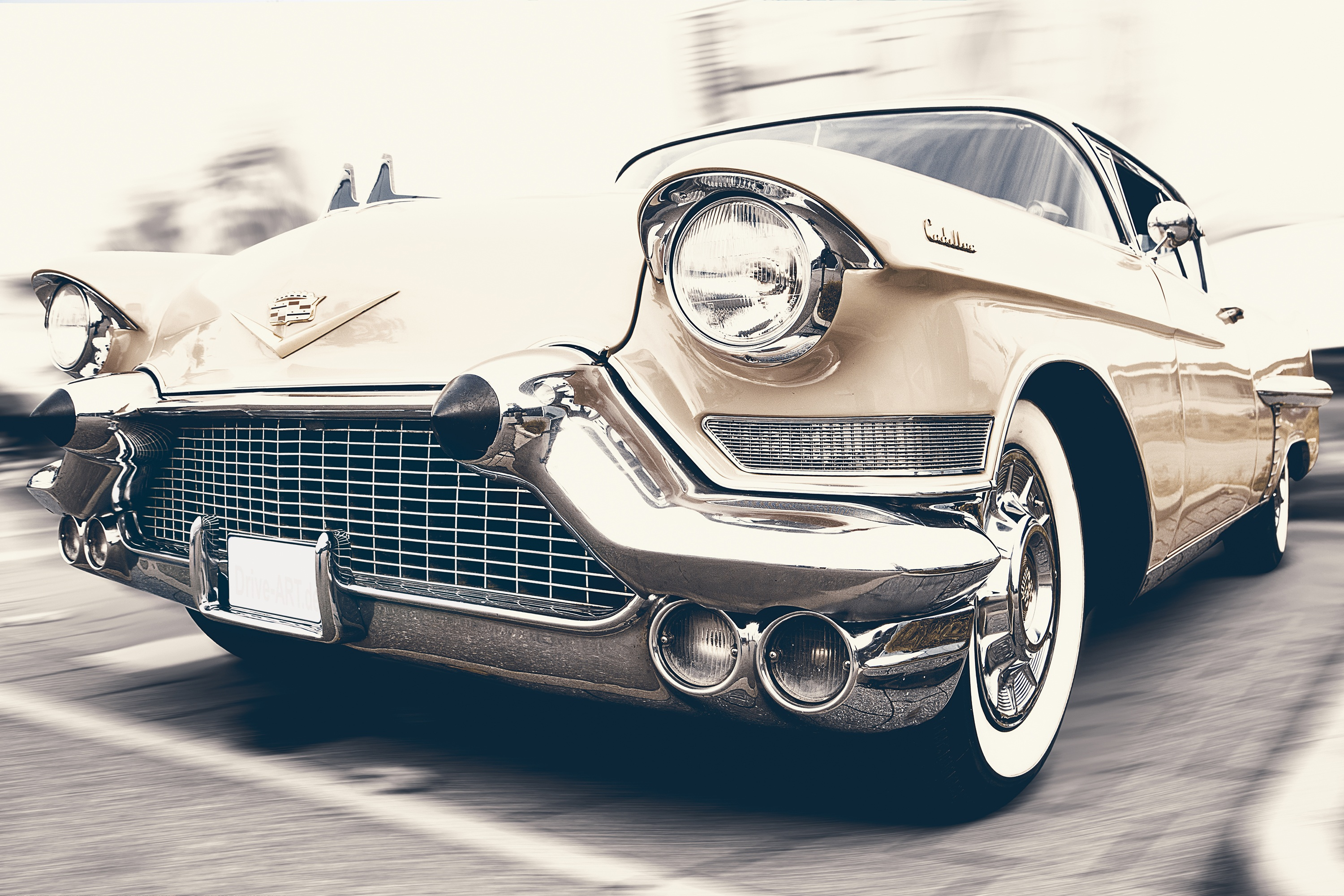 148428 Screensavers and Wallpapers Front View for phone. Download Cadillac, Cars, Front View, Oldtimer pictures for free