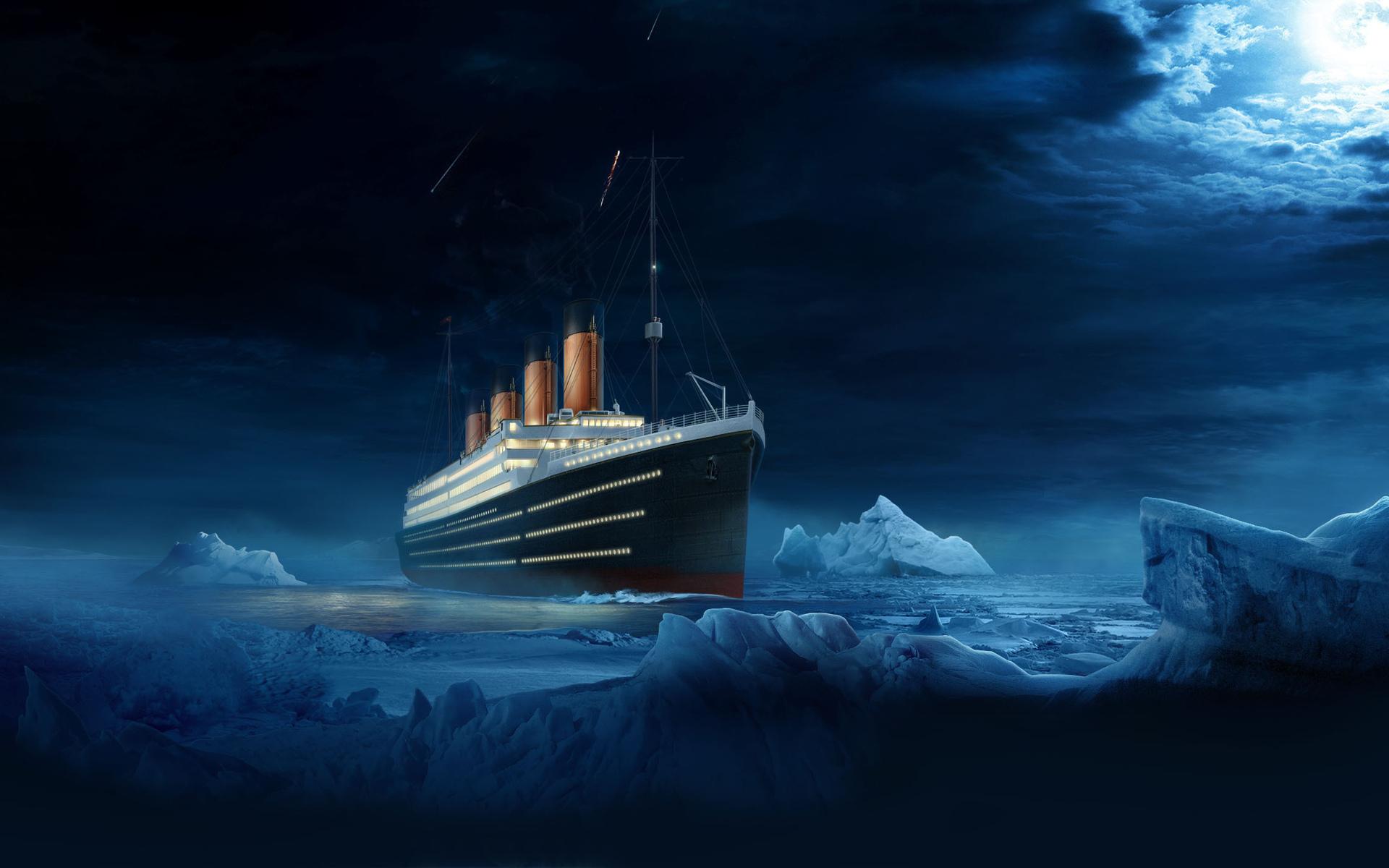 20806 скачать обои Транспорт, Корабли, Море, Лед, Рисунки - заставки и картинки бесплатно
