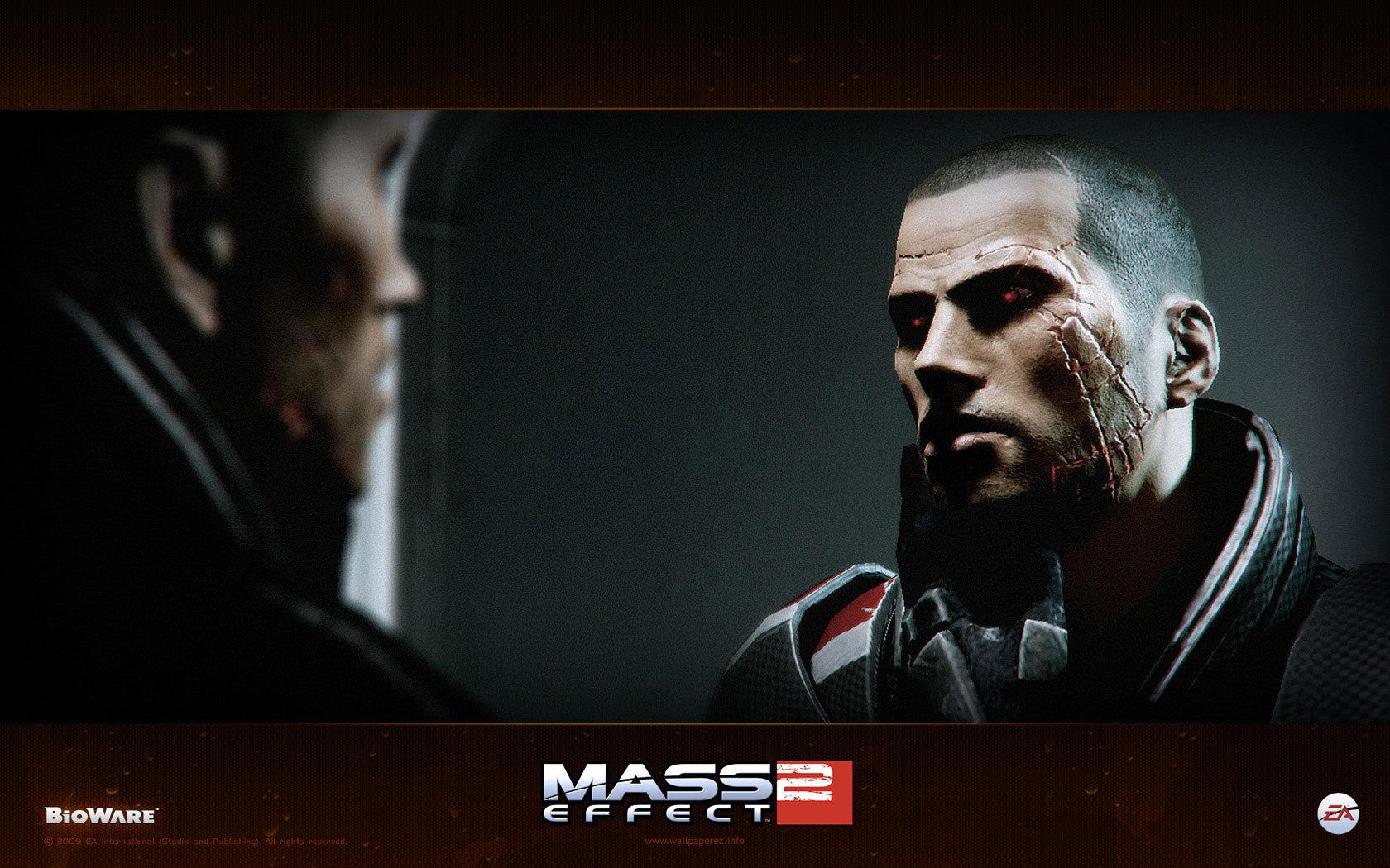 12444 télécharger le fond d'écran Jeux, Mass Effect - économiseurs d'écran et images gratuitement
