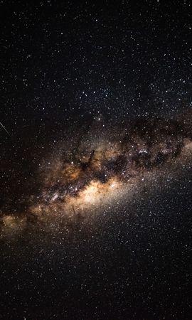 50926壁紙のダウンロード天の川, 星空, 銀河, 宇宙-スクリーンセーバーと写真を無料で