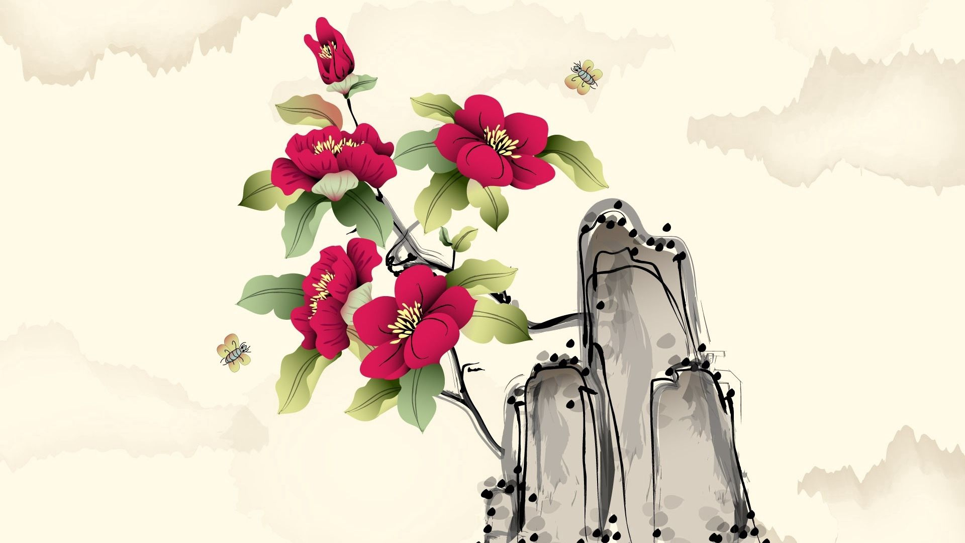 101996 Protetores de tela e papéis de parede Desenho em seu telefone. Baixe Desenho, Flores, Pedras, Arte, Nuvens, Foto fotos gratuitamente