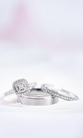153736 Заставки и Обои Свадьба на телефон. Скачать Обручальные Кольца, Любовь, Свадьба, Кольца картинки бесплатно