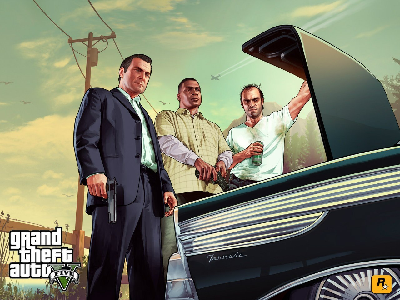 22695 download wallpaper Games, Grand Theft Auto (Gta) screensavers and pictures for free