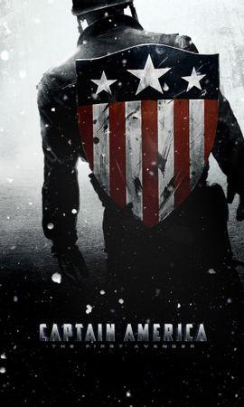 13411 descargar fondo de pantalla Cine, Capitán América: protectores de pantalla e imágenes gratis