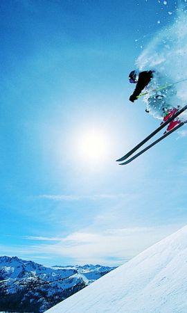 15326 скачать обои Спорт, Снег - заставки и картинки бесплатно