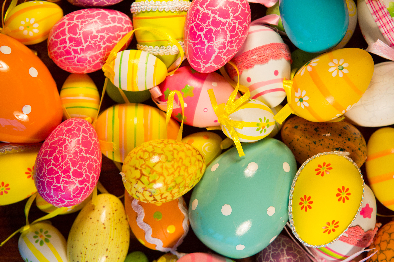 91200 descargar fondo de pantalla Vacaciones, Huevos De Pascua, Huevos De Colores, Huevos Pintados, Día Festivo, Pascua: protectores de pantalla e imágenes gratis