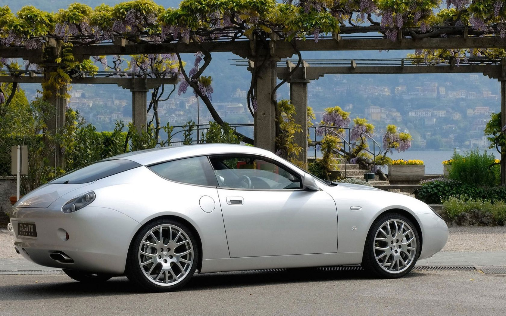 140767 Hintergrundbild herunterladen Maserati, Cars, Seitenansicht, Zagato, Gs - Bildschirmschoner und Bilder kostenlos