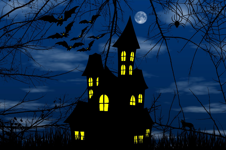 152256 Hintergrundbild herunterladen Kunst, Übernachtung, Sperren, Dunkel, Die Fledermäuse, Fledermäuse - Bildschirmschoner und Bilder kostenlos