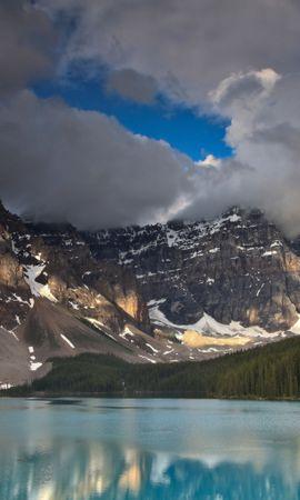 33737 скачать обои Пейзаж, Горы, Озера - заставки и картинки бесплатно
