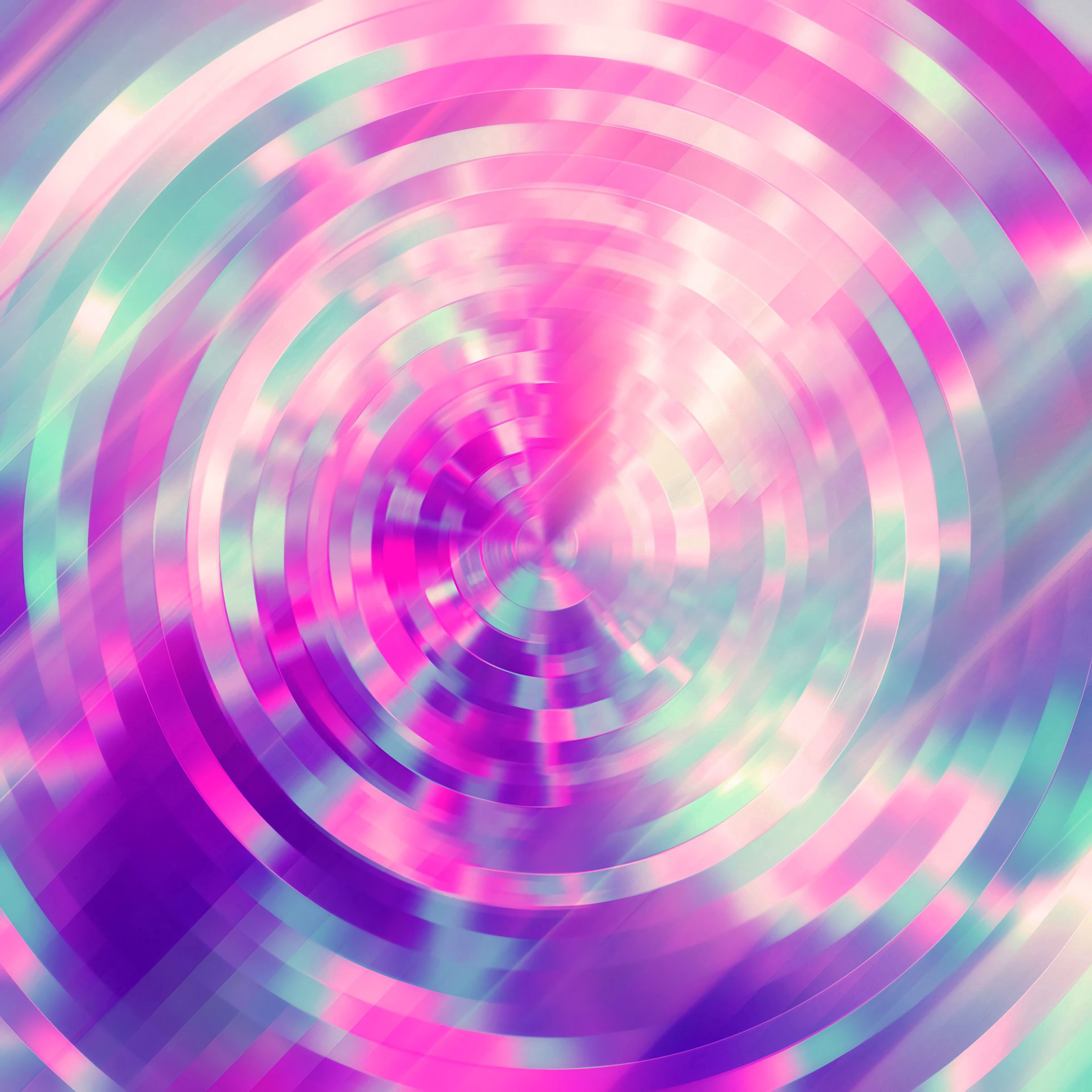 115085 免費下載壁紙 抽象, 界, 圆圈, 多彩多姿, 五颜六色, 涟漪, 波纹, 虹彩, 溢出, 明亮的, 明亮 屏保和圖片