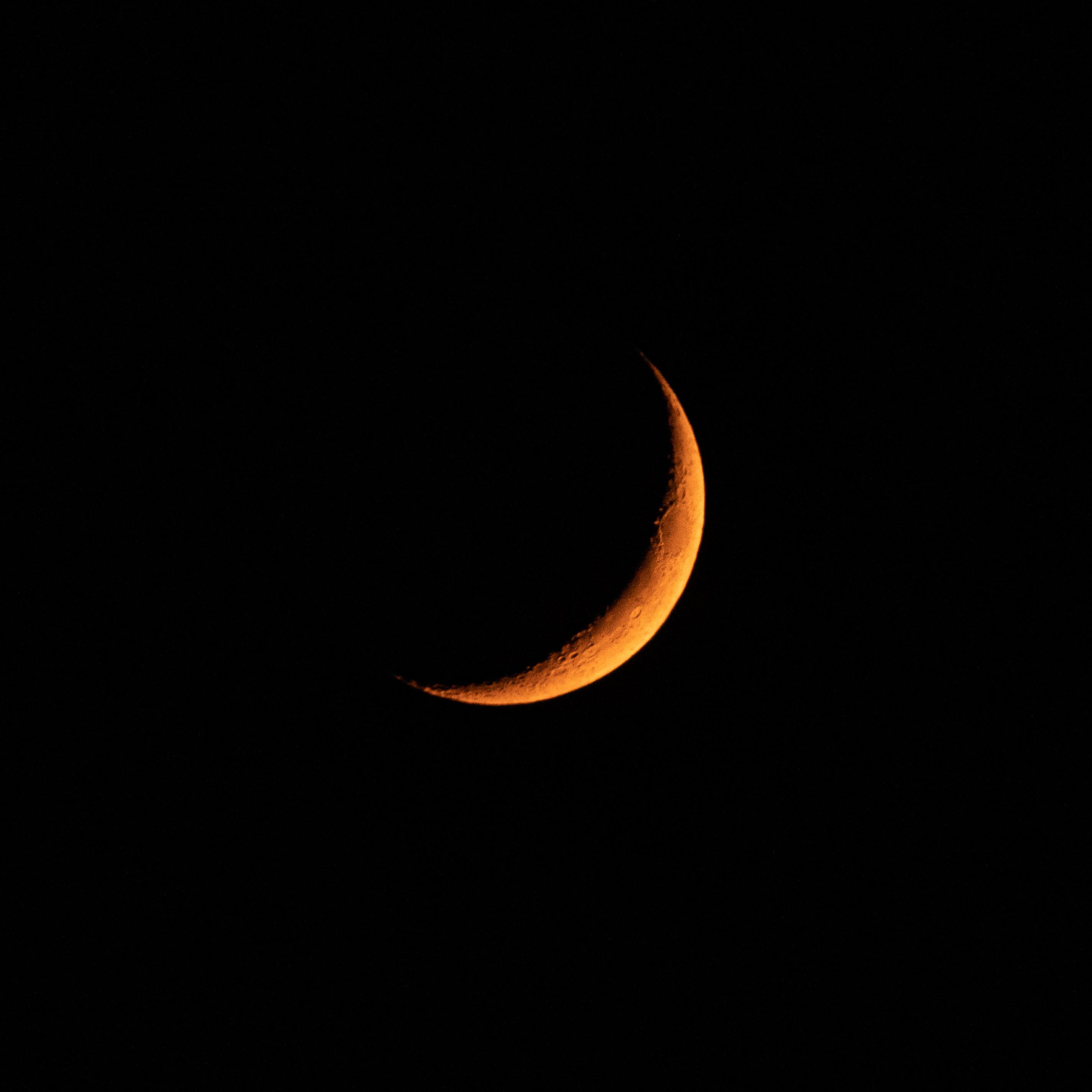 116838 скачать обои Темный, Ночь, Луна, Тень, Темнота - заставки и картинки бесплатно