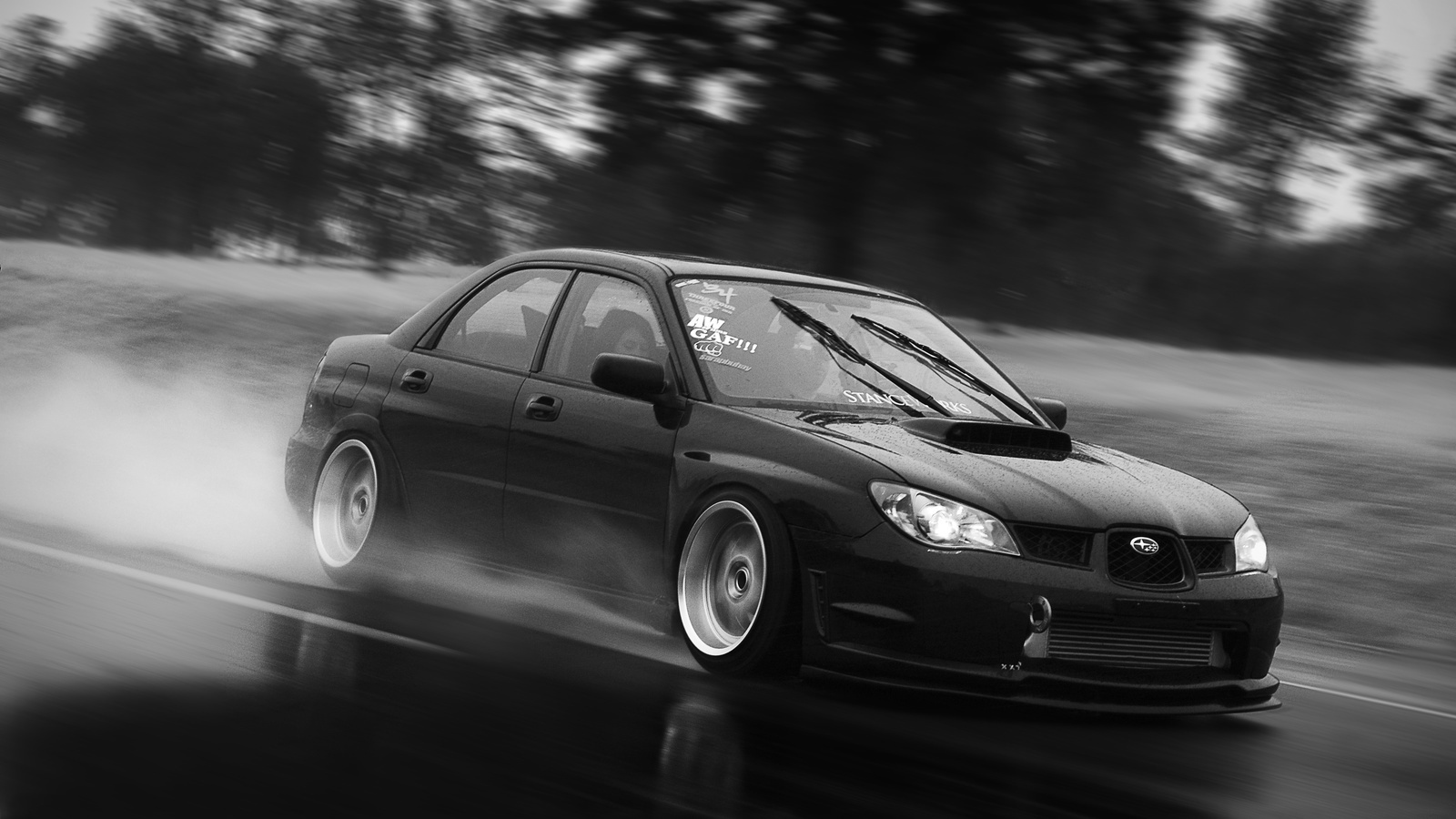 16828 download wallpaper Transport, Auto, Roads, Subaru screensavers and pictures for free