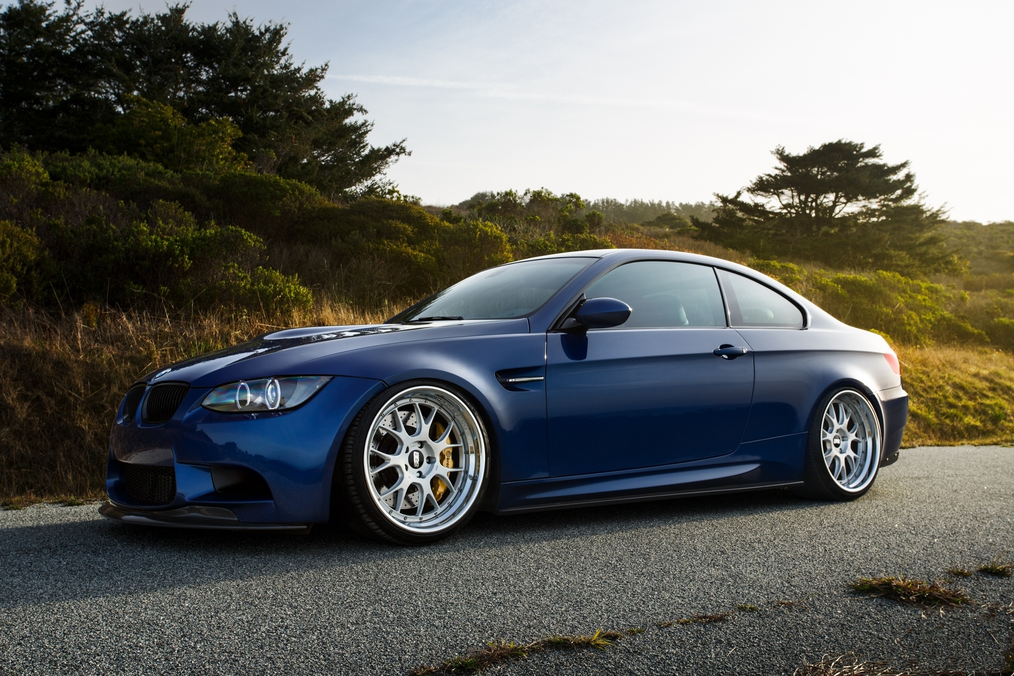 138540 Screensavers and Wallpapers M3 for phone. Download Bmw, Cars, Side View, M3, E92, Laguna Blue pictures for free
