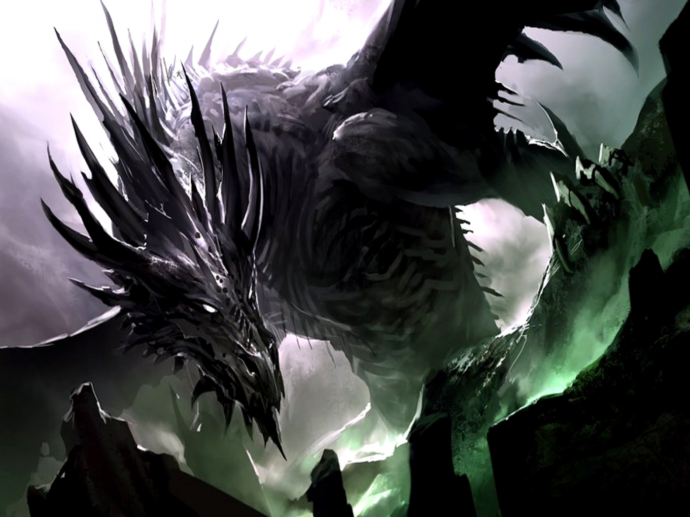 33438 Screensavers and Wallpapers Dragons for phone. Download Fantasy, Dragons pictures for free