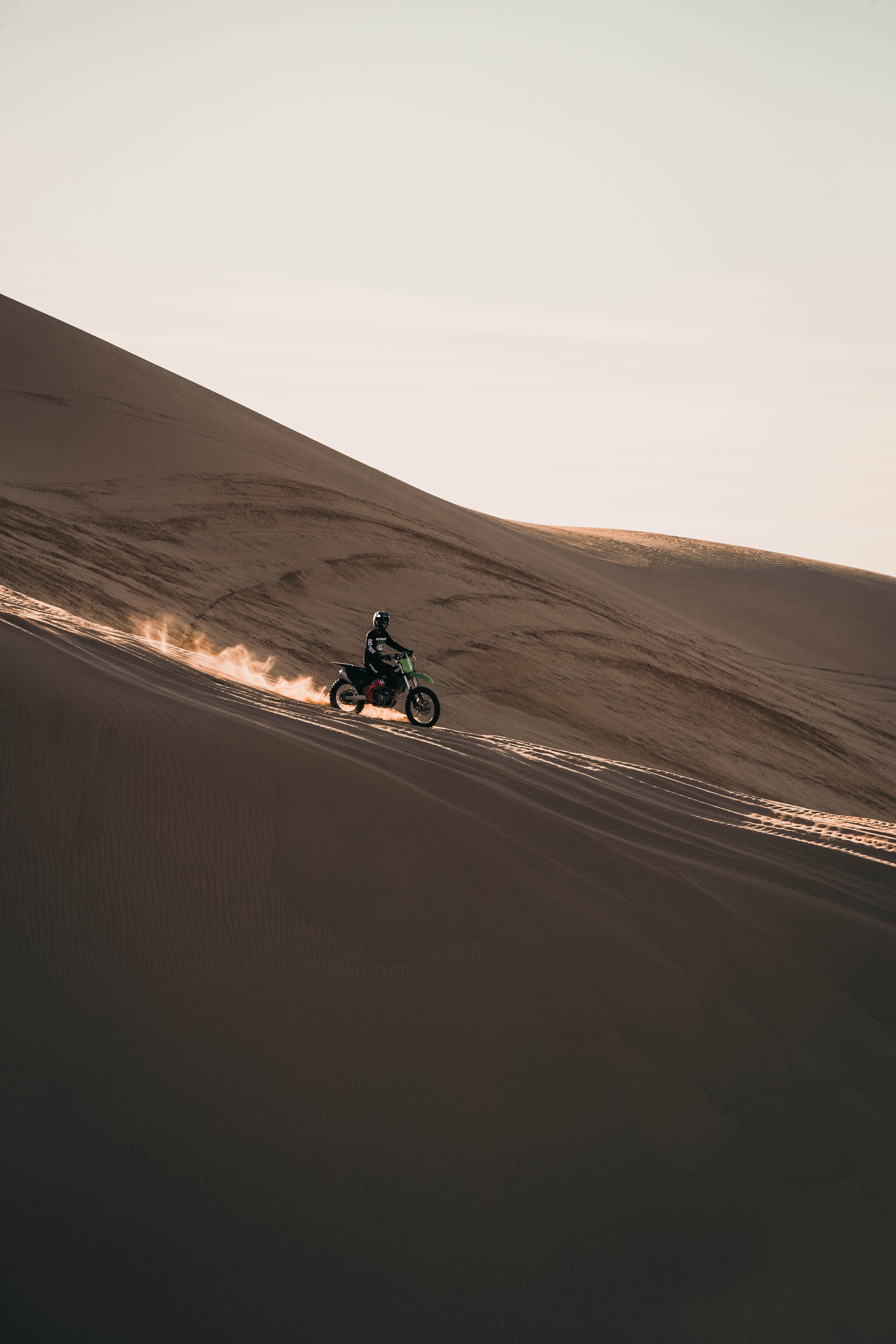 118694 скачать обои Мотоциклы, Пустыня, Ралли, Мотоциклист, Мотоцикл, Байк - заставки и картинки бесплатно